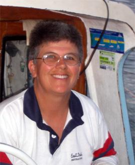 Ruth Boydell on Eureka.