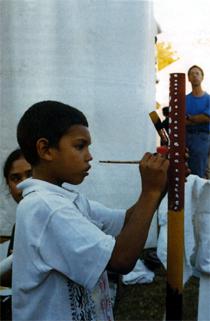Cultural Stomp, 1998