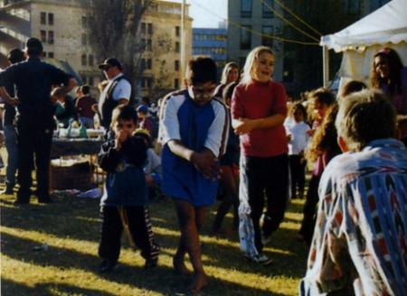 Cultural Stomp 1998