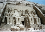 Abu Simbel, Egypt.