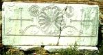 Seljuk, Turkey (near Ephasus) engraving close to St John's grave.