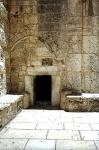 Bethlelehem, Israel - entrance to where Jesus was born.