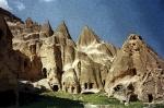 """Goreme, Turkey - """"Star Wars"""" Luke Skywalker land of his birth."""