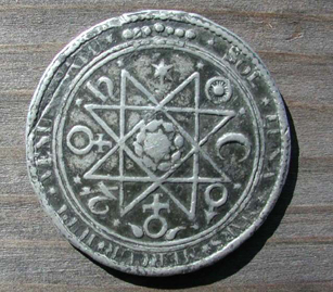 Alchemical Medal