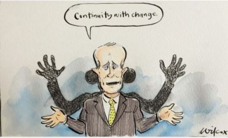 Turnbull Abbott Cartoon