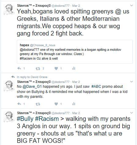 Spitting Bogans 1